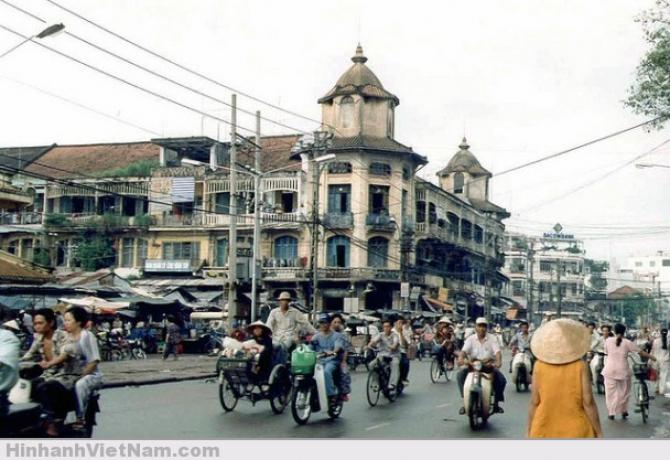 Bộ ảnh đẹp về Sài Gòn xưa, trước năm 1975