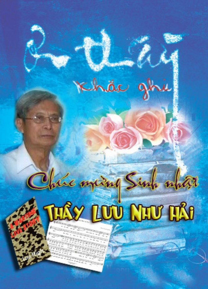 Chúc mừng Sinh nhật Thầy Lưu Như Hải