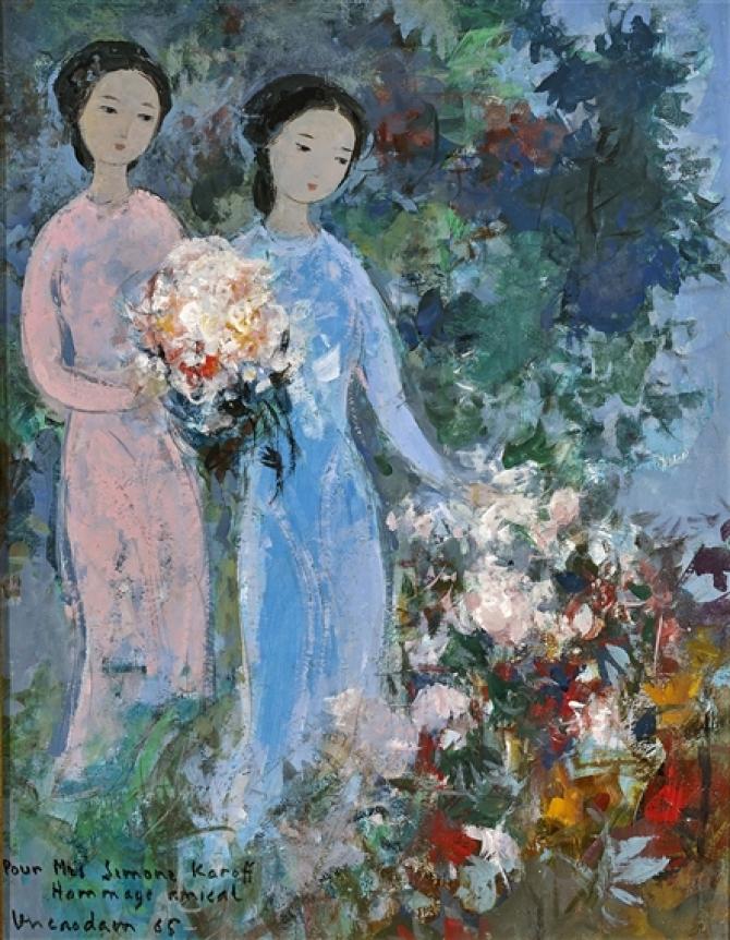 Những họa sĩ nổi tiếng và ảnh hưởng nhất Việt Nam
