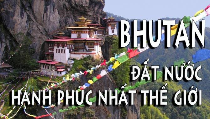 Thimphu, thủ đô không đèn xanh đỏ ở Bhutan