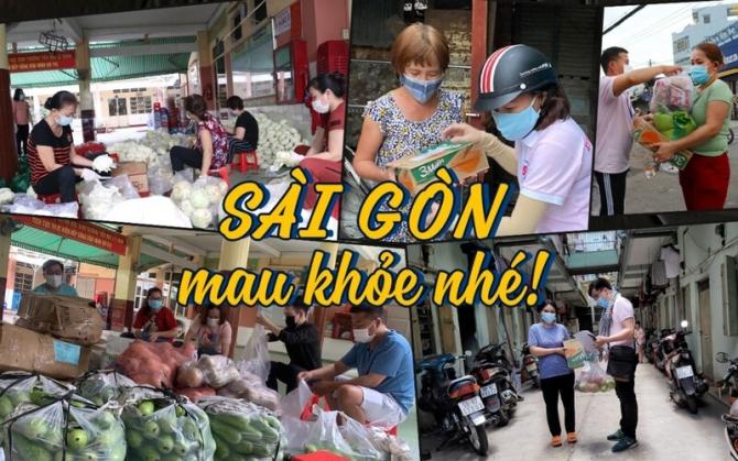 Sài Gòn ơi, mau khỏe nhé!