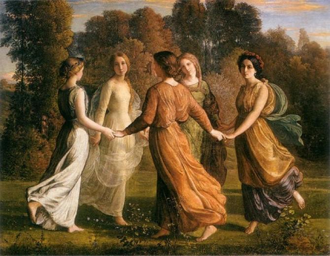 Mùa thu trong những bức tranh nổi tiếng của lịch sử hội họa