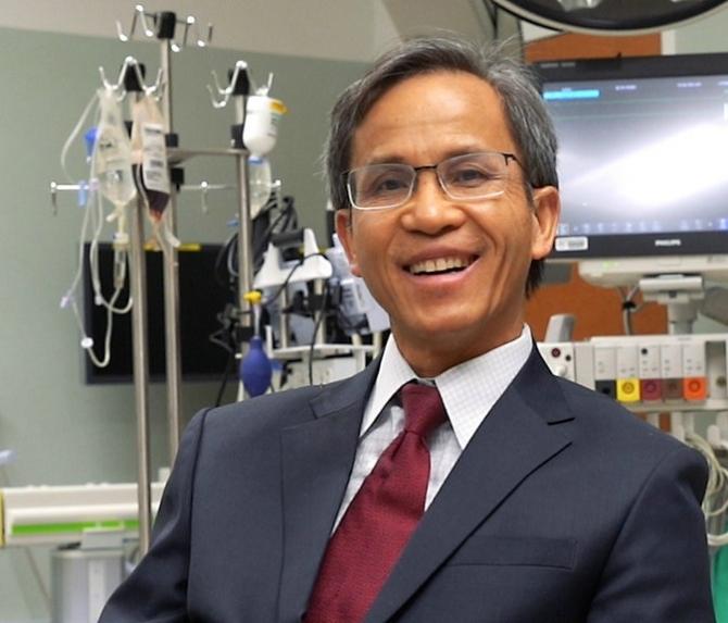 Bác sĩ VN tị nạn lừng danh thế giới