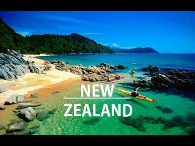"""24 điều """"có một không hai"""" tại New Zealand"""