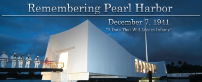 Pearl Harbor Day December 07, 1941