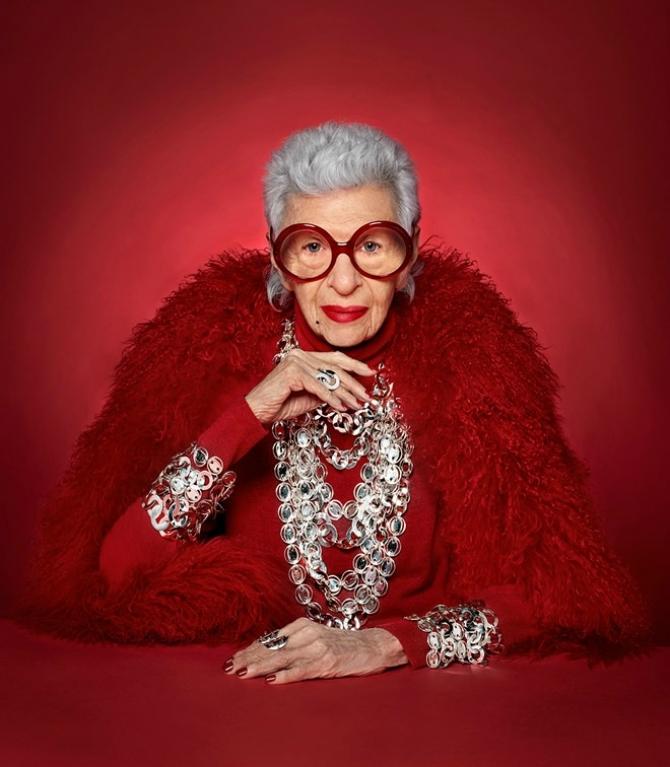Những cụ bà có phong cách thời trang thú vị nhất thế giới