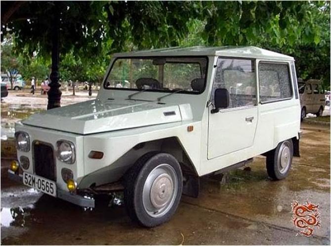Xe hơi Sài Gòn xưa