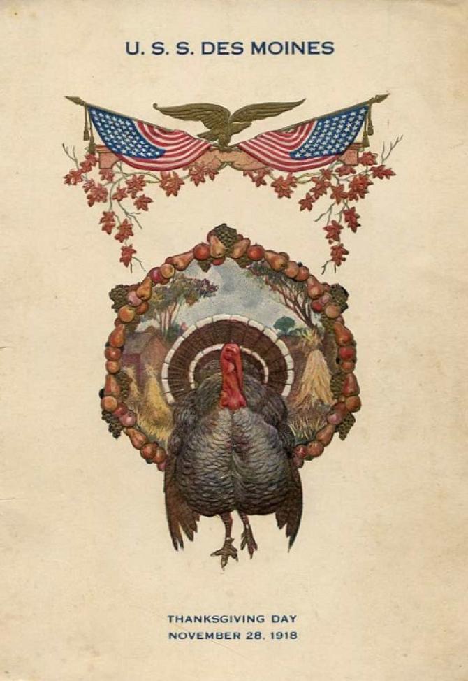Trăm năm nhìn lại- Happy Thanksgiving