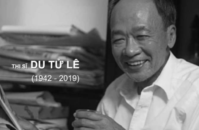 Thi sĩ Du Tử Lê, tác giả của 'Khúc Thụy Du,' qua đời, hưởng thọ 77 tuổi