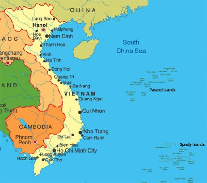 Nước đã mất rồi. Không còn hy vọng Thoát Trung