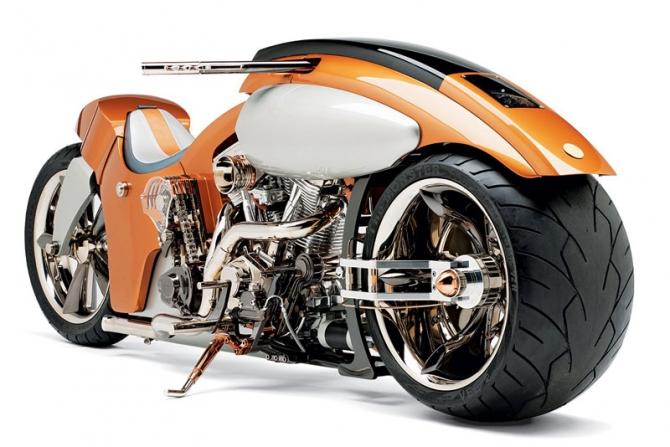 """12 chiếc môtô có hình thù """"độc dị"""" nhất thế giới"""