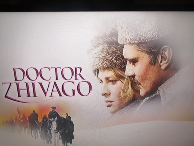 Hồi ức khi xem lại phim Dr Zhivago