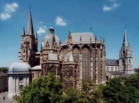 Nhà thờ chính tòa Aachen - Di sản văn hóa thế giới tại Đức