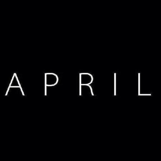 Nhật ký tháng Tư