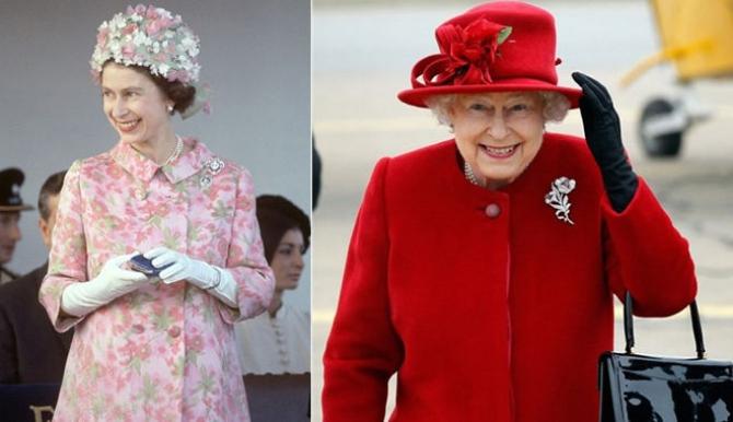 Qua 90 năm, phong cách thời trang của Nữ hoàng Anh Elizabeth II đã thay đổi như nào?
